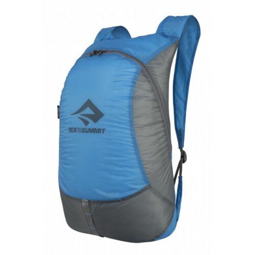 Sea to Summit Ultra Sil Day Rucksack faltbarer Rucksack 20 Liter blau