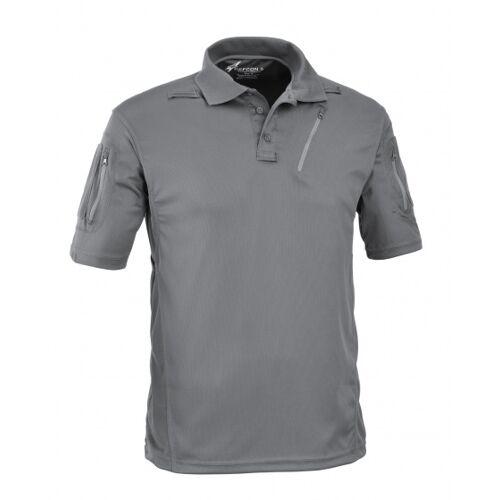 Defcon 5 poloshirt Tactical herren polyester grau größe L