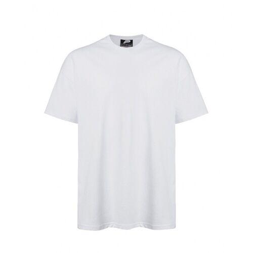 Pursue Fitness T Shirt Bodybuilding Herren weiß Größe L