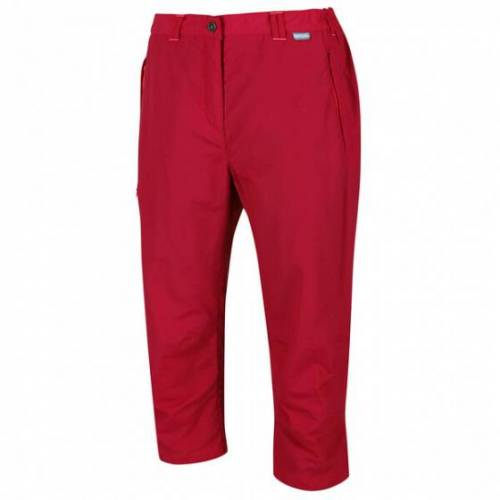 Regatta Chaska dreiviertelhose Damen rot L 84 Größe 38