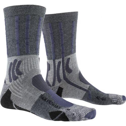 X-Socks X Socks wandersocken Trek Path Ultra Lt Nylon grau