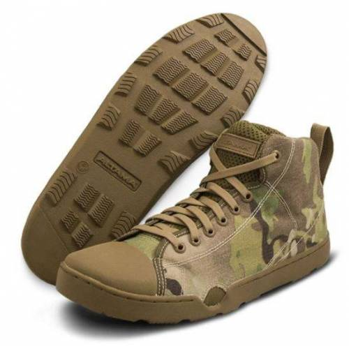 Altama outdoor Stiefel Maritime Assault Mid polyester grün