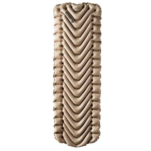 Klymit luftmatratze isoliert 183 cm Polyester beige
