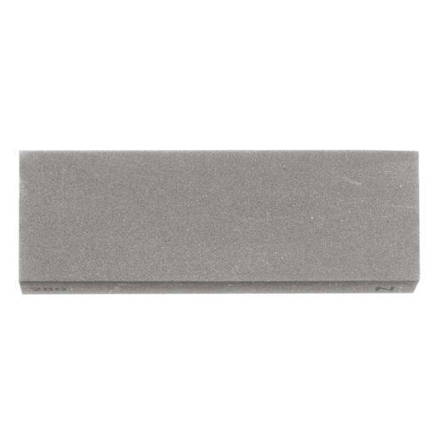 Herbertz schleifstein 15 x 5 cm Siliziumkarbid grau