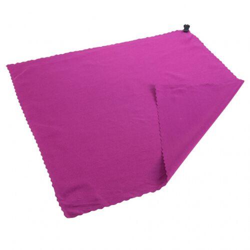 Regatta reisehandtuch 40 x 40 cm Polyester/Polyamid rosa