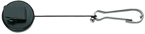 Herbertz kordelzug Taschenmesser 35 cm Nylon schwarz