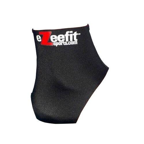 EzeeFit anti Blarring Socken Ultradünn Junior Schwarz mt 28/31