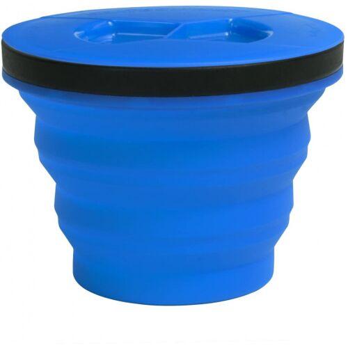 Sea to Summit X Seal & Go faltbare Schale blau 415 ml