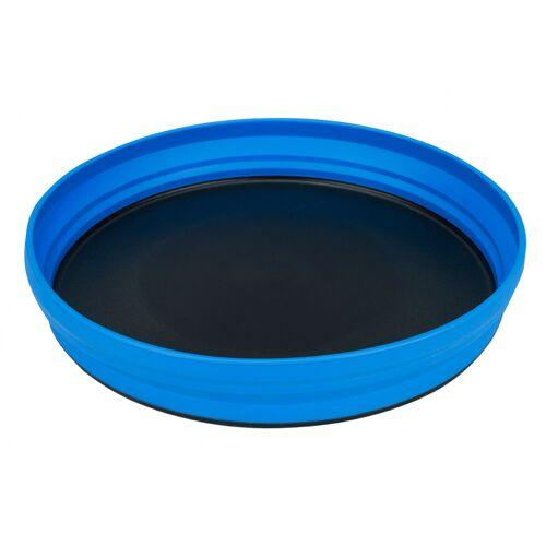 Sea to Summit campinggeschirr X Platte 3,5 x 20 cm blau 1,17 L