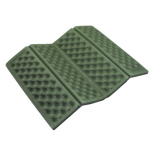 AceCamp sitzkissen faltbar thermo 40x30 cm grün