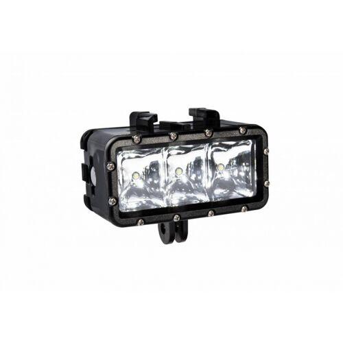 Bresser aktionskamera LED Lampe 7,4 x 6,5 cm schwarz