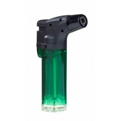 Flame Classics feuerzeug Jetflame13,6 ml grün 10,9 cm 2 teilig