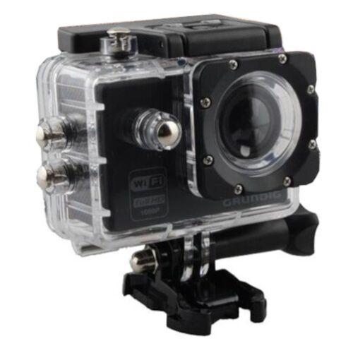 Grundig HD Action Kamera 720P 60 x 42 mm schwarz