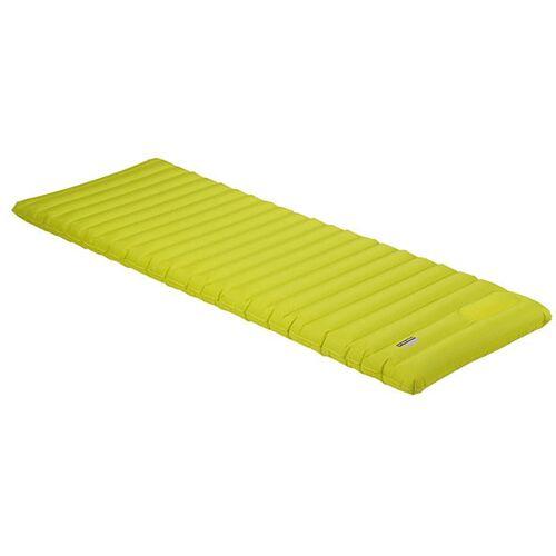 High Peak luftmatratze Dallas 1 Person 197 x 70 cm Polyester gelb