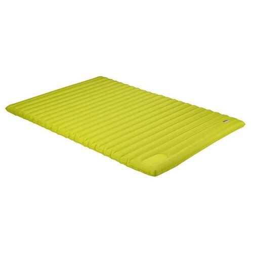 High Peak luftmatratze Dallas 2 Personen 194 x 138 cm Polyester gelb