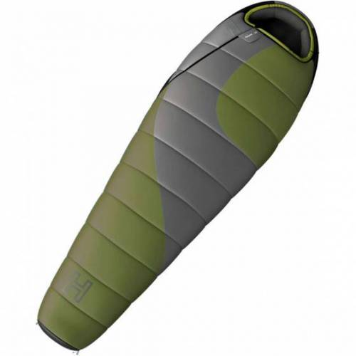 Husky schlafsack Aurus  18°C 220 x 90 cm Nylon grün