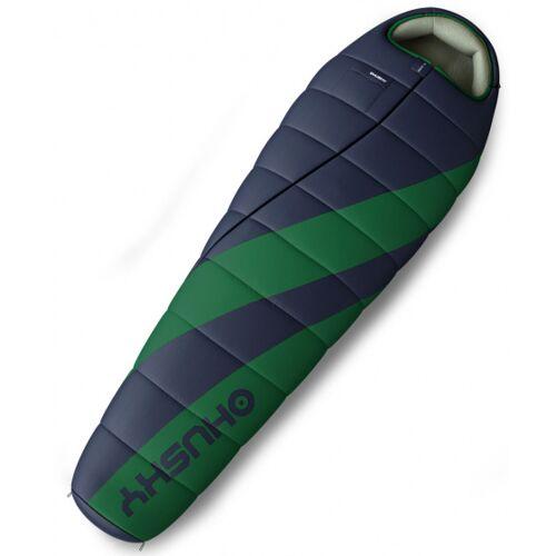 Husky schlafsack Enit 85 x 200 cm Nylon grün/blau