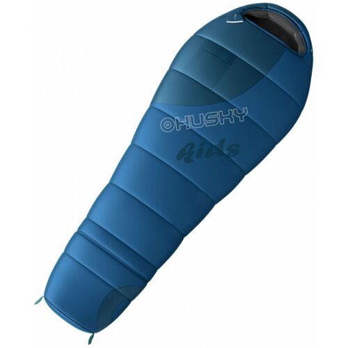 Husky schlafsack Magic junior 70 x 180 cm Nylon blau
