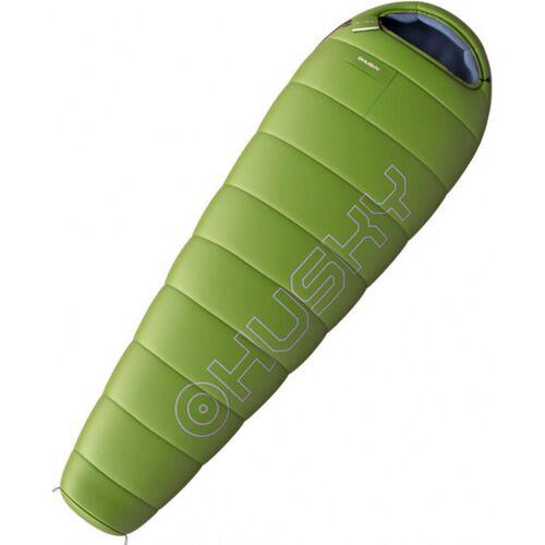 Husky schlafsack Mikro 85 x 210 cm Nylon grün