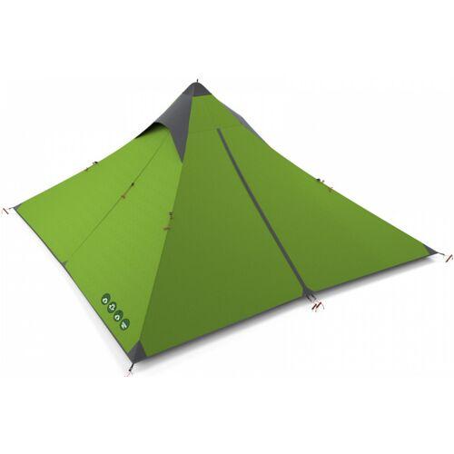Husky tipizelt Sawaj 230 cm Nylon 2 Personen Zelt grün