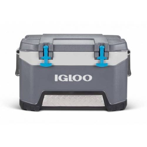 Igloo kühlbox BMX 52passiv 49 Liter grau