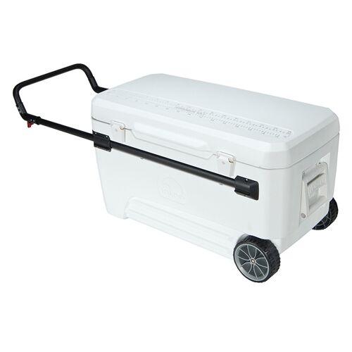 Igloo kühlbox Glide 110Rolle passiv 104 Liter weiß
