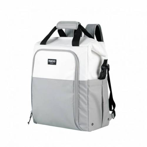 Igloo gekühlter Rucksack Marine Switch Backpack20 Liter weiß/grau