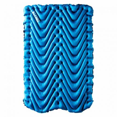 Klymit schlafmatte Doppel V Doppel 188 cm blau
