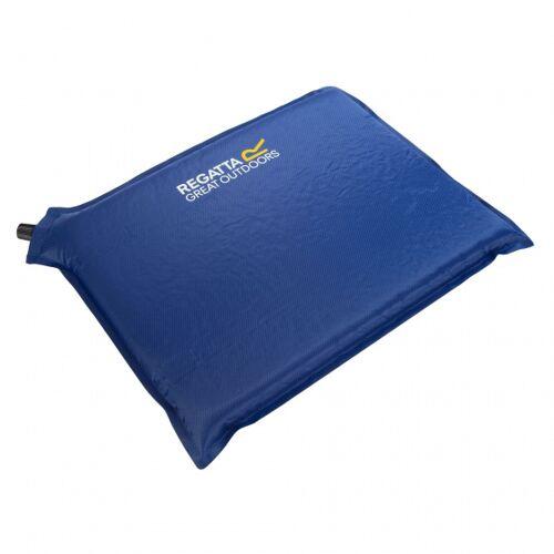 Regatta selbstaufblasendes Sitzkissen 40 x 30 cm Polyester blau 3 teilig