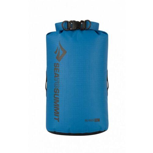 Sea to Summit trockensack Big RiverHypalon Nylon 13 Liter blau