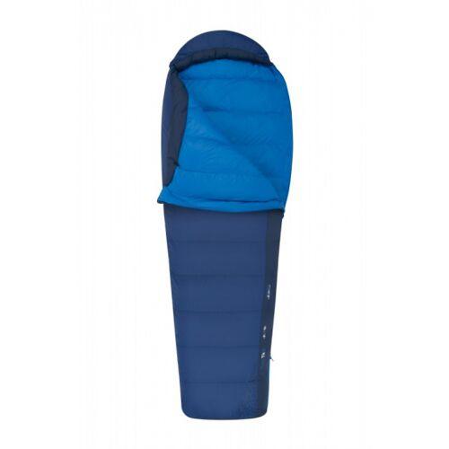 Sea to Summit Trek Tkii schlafsack normal breit blau