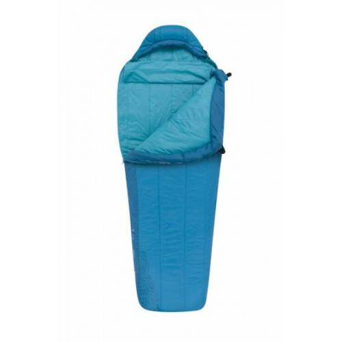 Sea to Summit Venture VtI schlafsack Damen Lunge blau