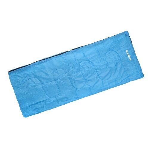 Summit umschlag Schlafsack 185 x 75 cm blau