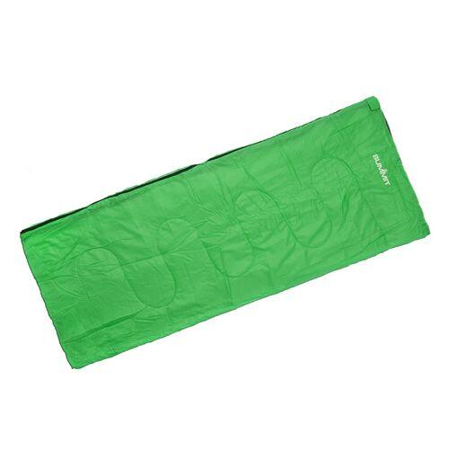 Summit umschlag Schlafsack 185 x 75 cm grün