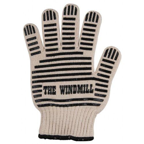 The Windmill hitzebeständiger Handschuh Baumwolle beige Einheitsgröße
