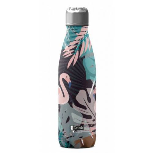 Total Juggling flasche Flamingo 500 ml Edelstahl