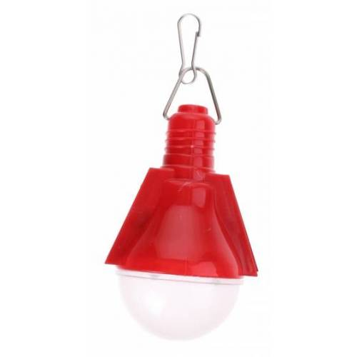 VDM solarlampe Solarenergie rot 4 Stück