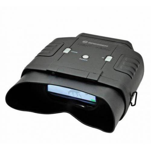 Bresser digitales Nachtzielfernrohr 3x20Gummi 18,5 cm schwarz 3 teilig