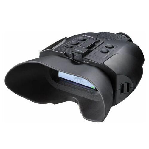 Bresser digitales Nachtzielfernrohr 3xGummi 16,5 cm schwarz 3 teilig