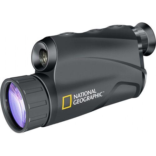 National Geographic digitales Nachtzielfernrohr 14,5 cm Stahl schwarz