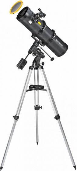 Bresser spiegelteleskop Pollux 150/750 parabolisches EQ3 schwarz