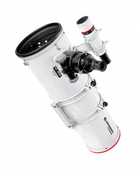 Bresser teleskop Messier NT 203s/800 23,5 x 70 cm Aluminium weiß