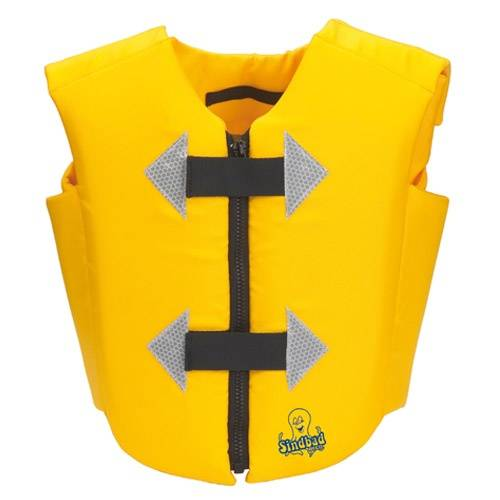Beco rettungsweste Sindbad6 12 Jahre (30 60 kg) gelb