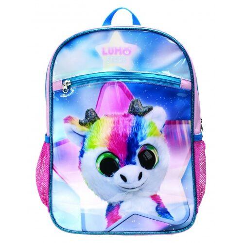 Lumo Stars rucksack mit Bild 6L mehrfarbig