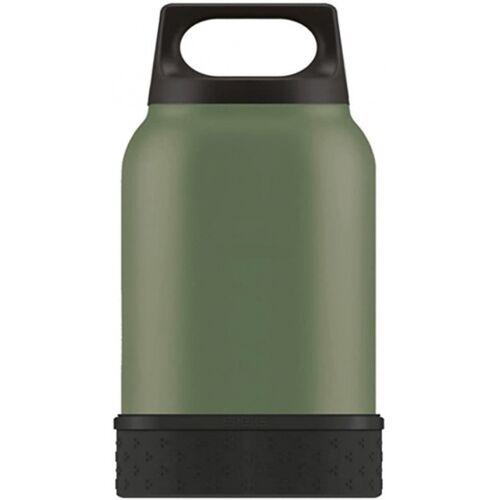 Sigg speisebecher 0Bowl,5 Liter 9,5 cm Edelstahl dunkelgrün