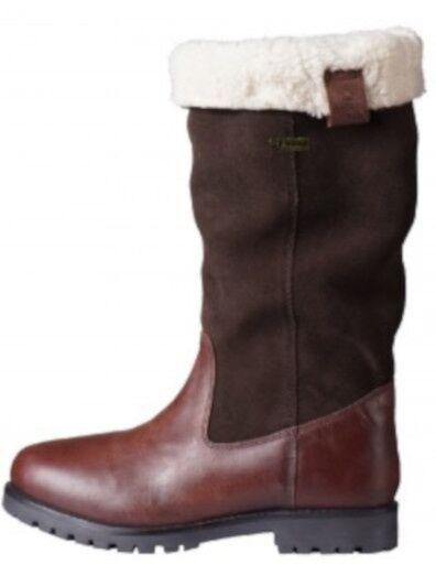 HORKA outdoor Stiefel DundeeUnisex halb hoch braun Größe 41