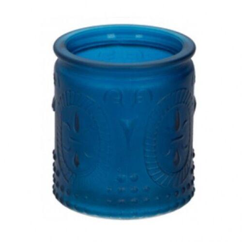 Arti Casa kerzenhalter 7 cm Glas blau