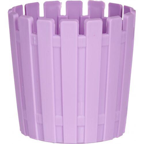 Ibergarden blumentopf 8,5 x 9 cm pastell lila
