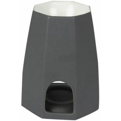 Scentchips kerzenhalter Octo Matt16 cm Keramik grau