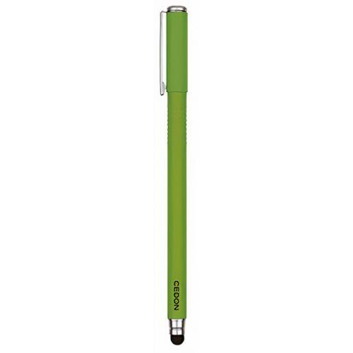 Comello kugelschreiber Stylus 14 cm aluminiumgrün
